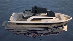 Filippetti揭示了E32游艇项目的首个细节