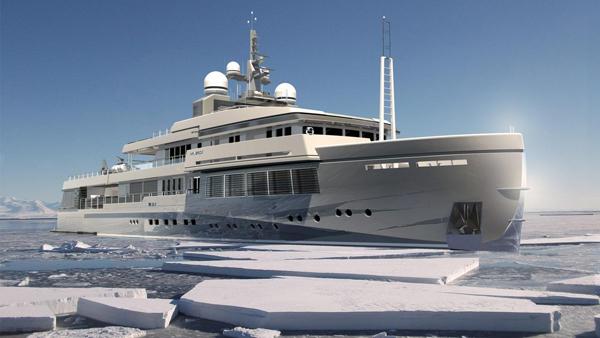 Rossinavi与Gian Paolo Nari合作推出Maverick 55游艇概念