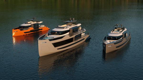 Sarp游艇宣布将组建名为XSR系列游艇