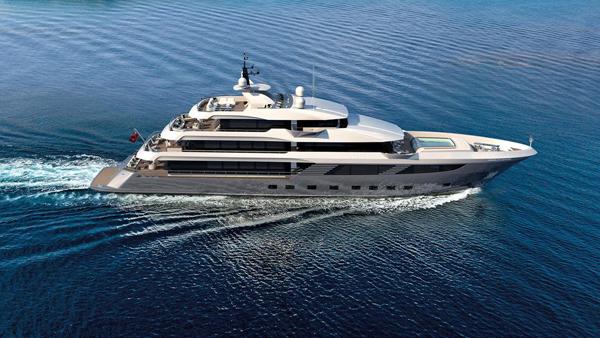 阿联酋游艇制造商Gulf Craft旗舰游艇 Majesty 175在建