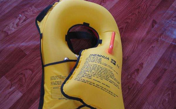 迎接航海季 你准备好充气救生衣了吗?