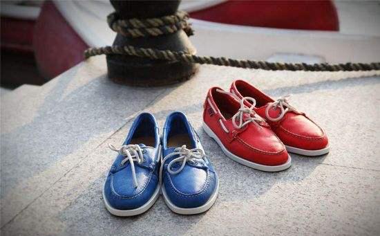 怎样才能被称作帆船鞋?