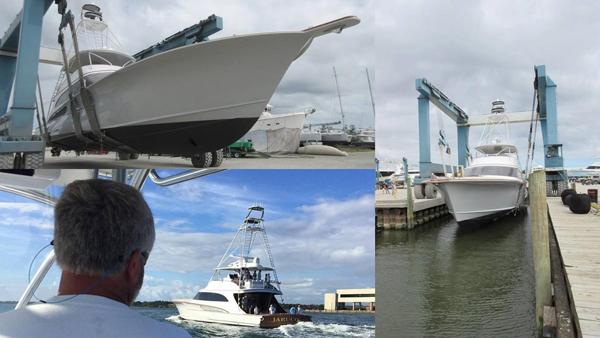 Jarrett Bay Boatworks推出27.43米运动型游艇项目