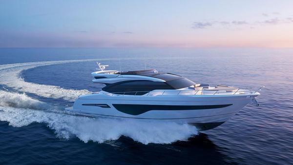 Princess游艇公司揭示运动型游艇 S78公主首个细节
