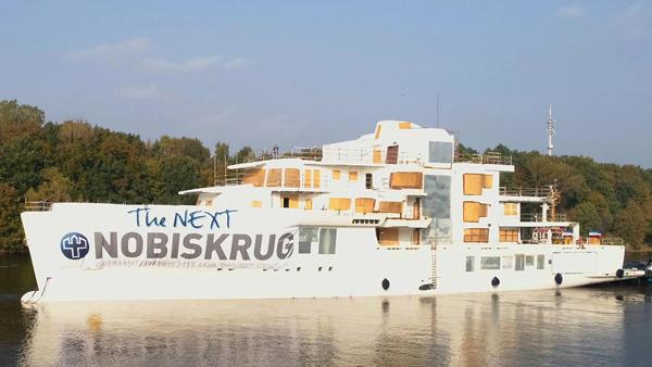 德国Nobiskrug发布超级游艇Projekt 790新照片
