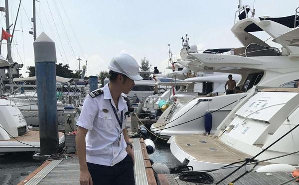 游艇上如何做到安保工作?