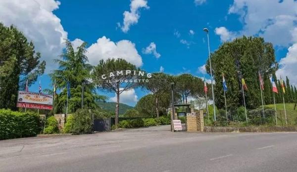 意大利IL POGGETTO露营地