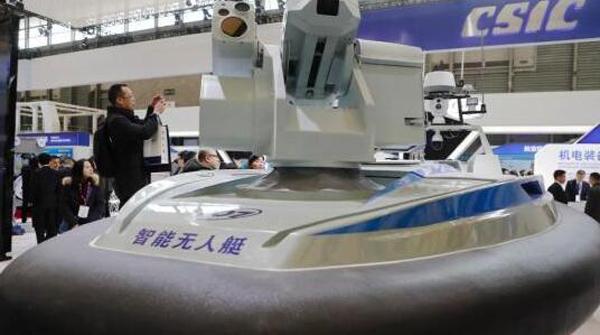 智能无人艇,不简单!智能无人艇为科考提供新技术手段
