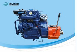敞开艇柴油机组 ZX2105J-1