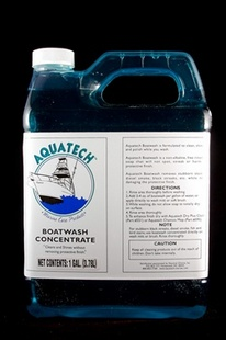 Aquatech Boatwash Concentrate  p/n: 501