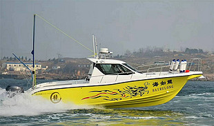 FG45钓鱼艇