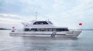 东方26米公务艇