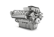 MAN E3262 LE 2X2 NATURAL GAS ENGINE