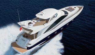 110英尺豪华游艇