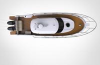36尺铝合金钓鱼艇