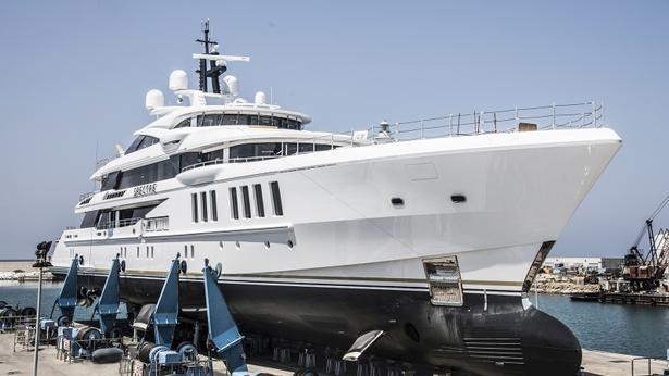 Staluppi Spectre 意大利,Staluppi游艇Spectre已在意大利推出