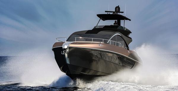 雷克萨斯 豪华游艇 LY 650,匠心设计  LEXUS雷克萨斯发布豪华游艇LY 650