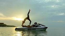 展商推荐 | 庞巴迪强势回归!摩托艇界霸主带你体验爽快水上驾驶!