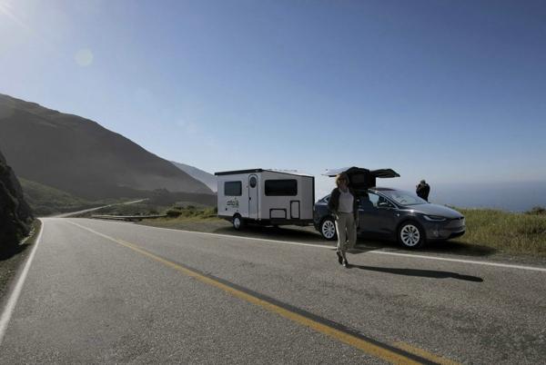环保 野营拖车 Alto A2124,专为环保设计 节能新型野营拖车Alto A2124