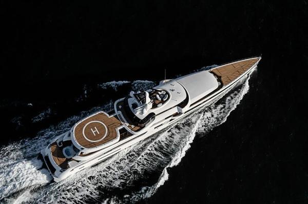 2019 超级游艇 游艇,2019年十大超级游艇发布会