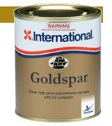 International Goldspar油漆