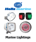 HellaMarine 船用灯产品