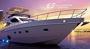希仕德徕 sea-stella 63尺豪华运动艇