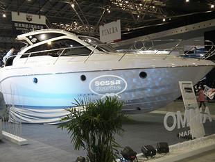 意大利豪艇SESSA C32