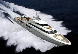 大飞洋238FT商务超级游艇