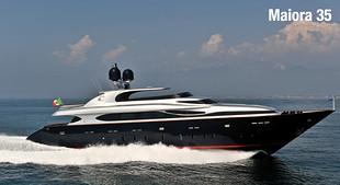 MAIORA 35 超级游艇