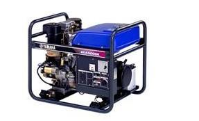 雅马哈柴油发电机EDA5000TE