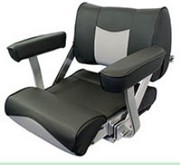 MI-ST46 FLIP UP CHAIR WITH ARMRESTS