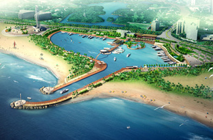 深圳大梅沙游艇俱乐部设计