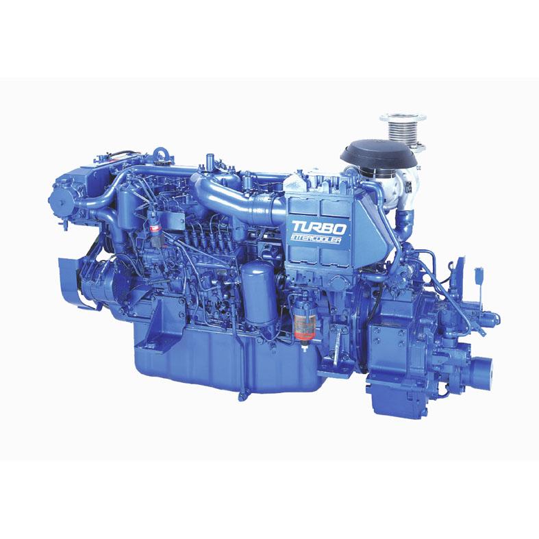五十铃船舶柴油发动机