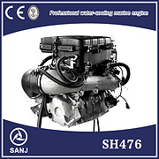 SH476专业水冷发动机