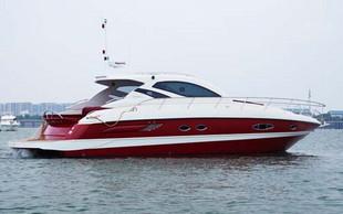 希仕德莱46尺豪华商务游艇设计