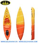 金冠塑料艇GK16 kayak