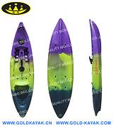 金冠塑料艇GK15 kayak