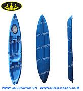 金冠塑料艇GK21 kayak