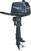 2-Stroke 5hp SPEEDA Outboard Boat Motor