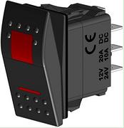 Rocker Switch SF50713-3