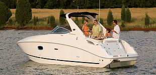 SeaRay 280SDA