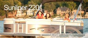 Harris 220 sunliner
