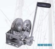 STAINLESS STEEL HAND WINCH不锈钢手动绞盘,拖车绞盘,手摇绞盘,手绞车