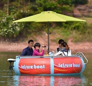 娱乐船/公园休闲船