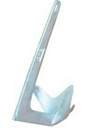 Hot Dip Galvanized Bruce Anchor