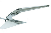 AISI 316 Stainless Steel Plough Anchor