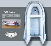 海飞HSD-230 带平滑船头的充气艇