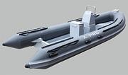 海飞HSF420 带操作台和座椅的简单充气艇
