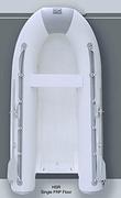 海飞HSR-200(D)玻璃钢充气艇